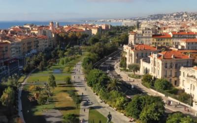 Promenade du Paillon : le poumon vert de Nice a 6 ans !