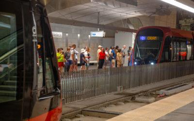 Le nouveau réseau Lignes d'Azur au plus près des besoins des Niçois