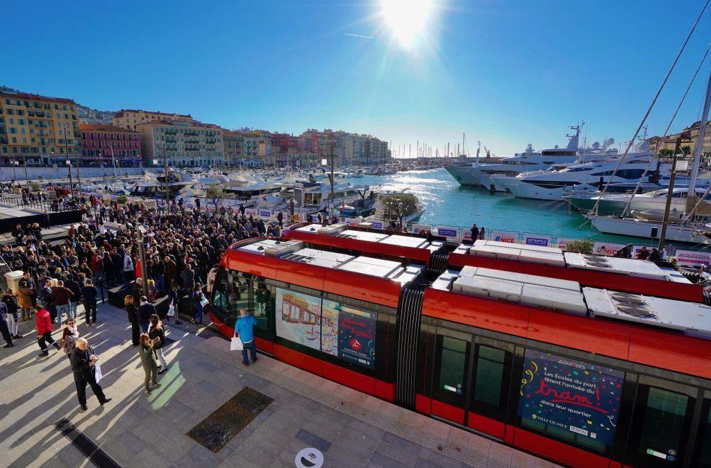 La Ligne 2 du tramway arrive à bon port !